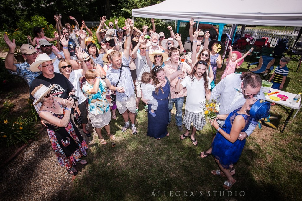 wedding at Avoca museum