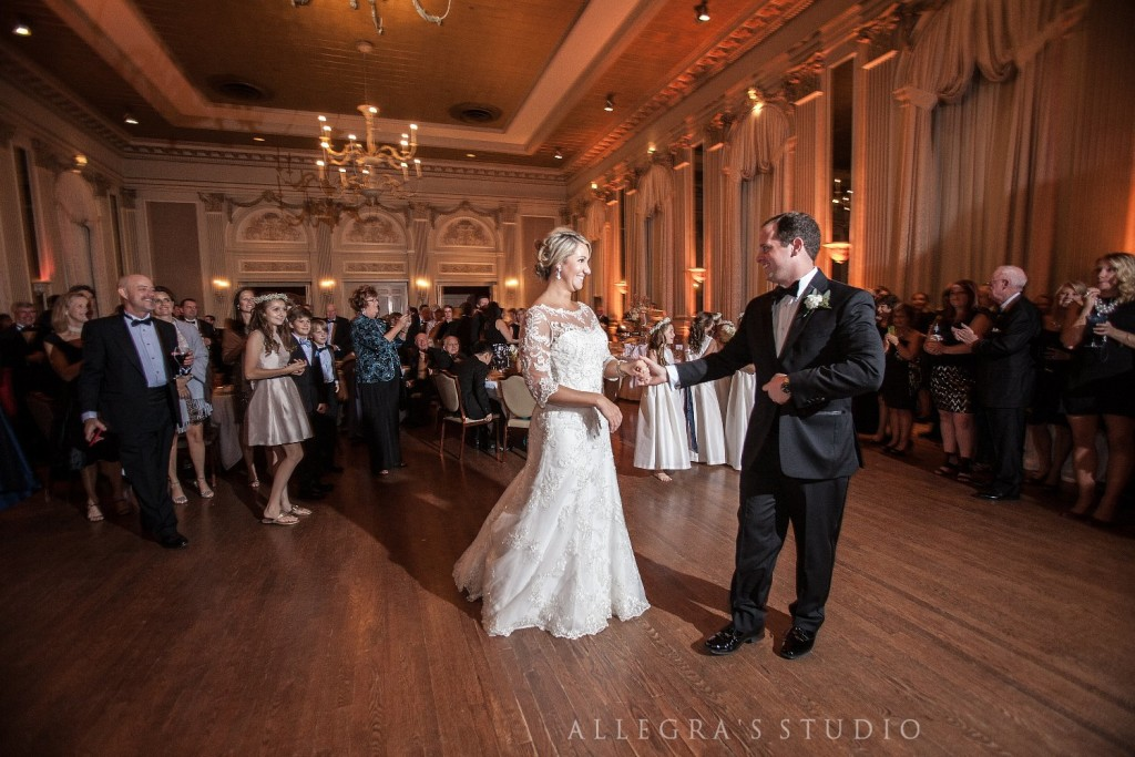 First Dance at the Commonwealth Club