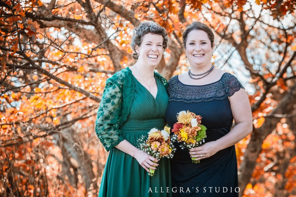 Love is love is love is love! Married at Wintergreen!